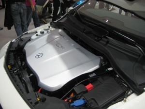 B-Klasse E-Cell Motor