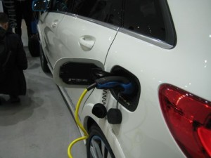 B-Klasse E-Drive Plug