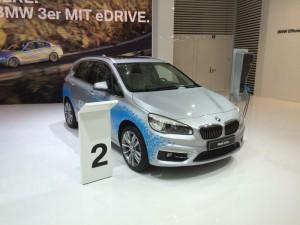 Familienvan mir Elektroherz - Der BMW 225xe
