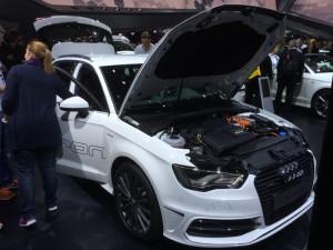 Audis Antwort auf den Golf GTE - Der Audi A3 E-Tron