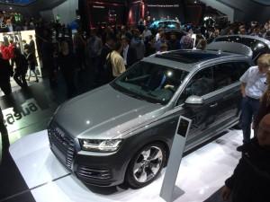 Audi Q7 E-Tron - Erster Diesel Plug-In-Hybrid