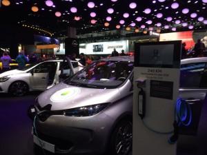 Den Renault Zoe gibt es nun mit einer Reichweite von bis zu 240 Kilometern